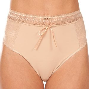 4a1703dd6f4 Anna Stretch Lace Firm Control Thong by DuMi 586-Taupe-XL. 40.00  . Buy Now  · High Waisted Plus Size ...
